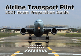 Airline Transport Pilot Exam Preparation Guide Cover