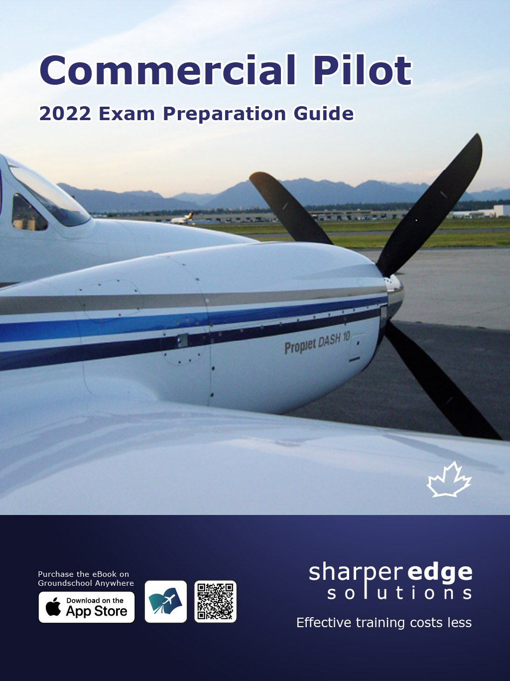 2019 Commercial Pilot Exam Preparation GuideCover
