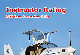 Instructor Rating Exam Preparation Guide Cover