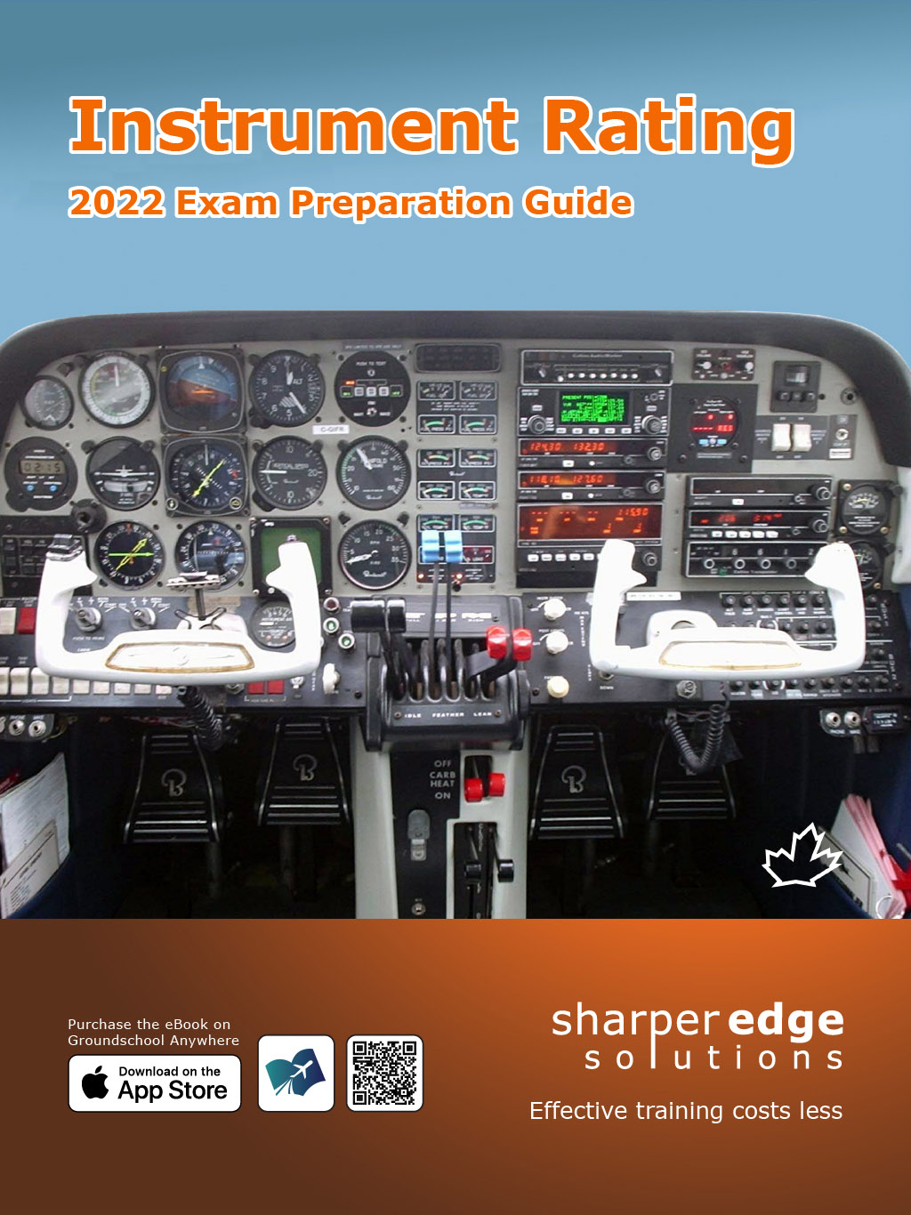 2019 Instrument Rating Exam Preparation GuideCover