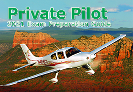 Private Pilot Exam Preparation Guide Cover